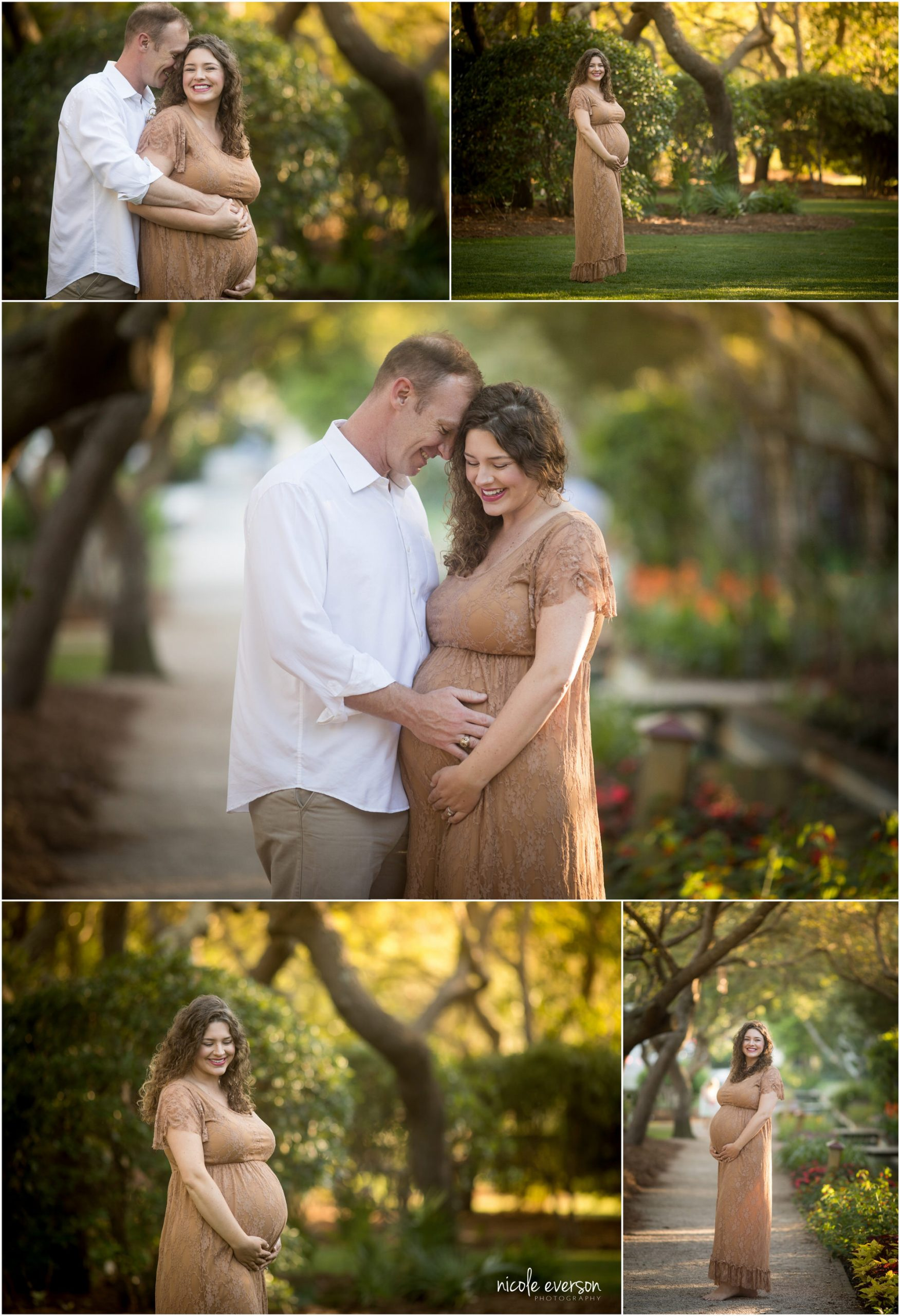 Watercolor photographer. Maternity photographers near me. Watercolor gardens maternity sessions.
