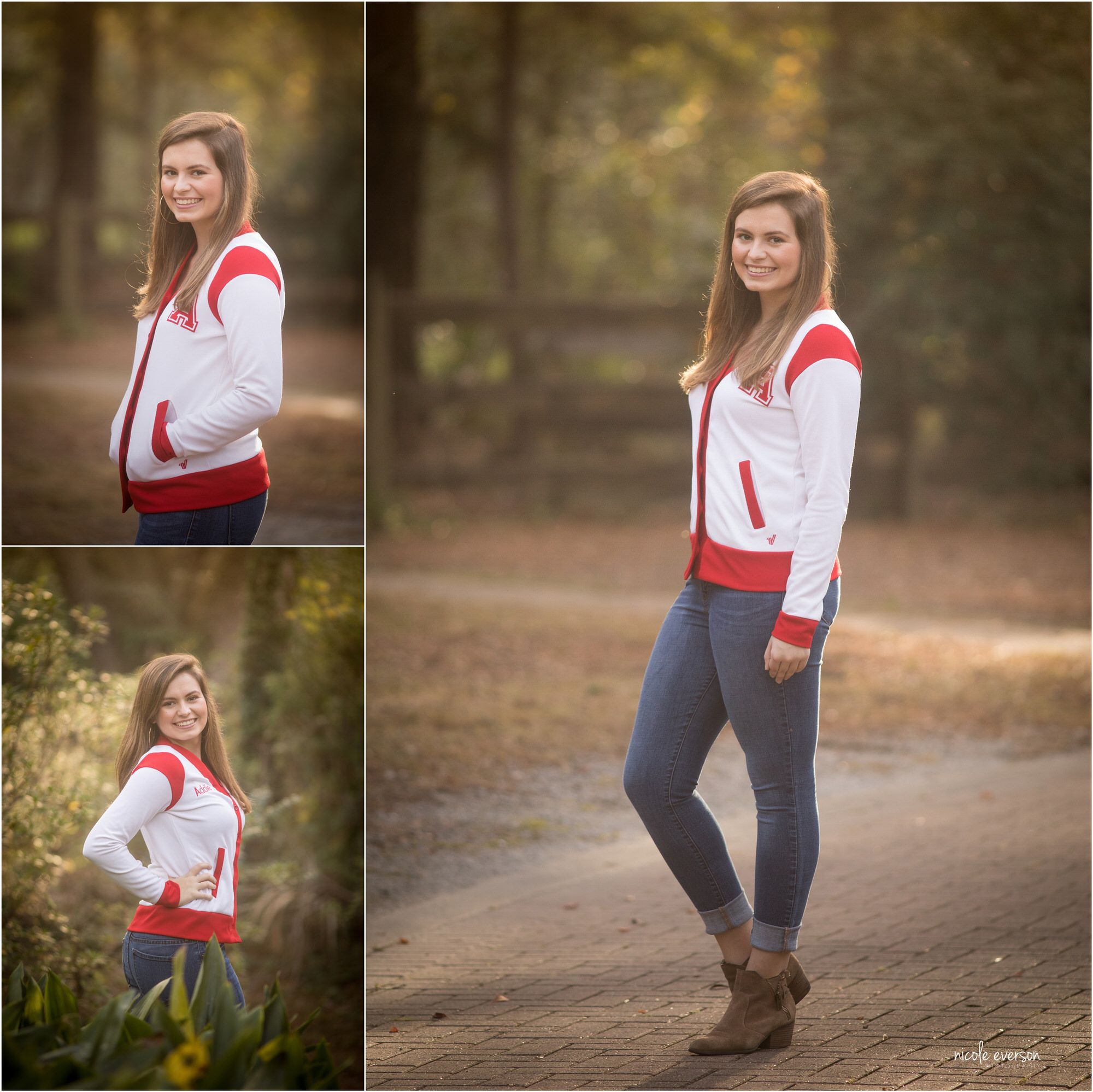 senior pictures by Nicole Everson Photography