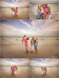 beach family photographer Nicole Everson Photography