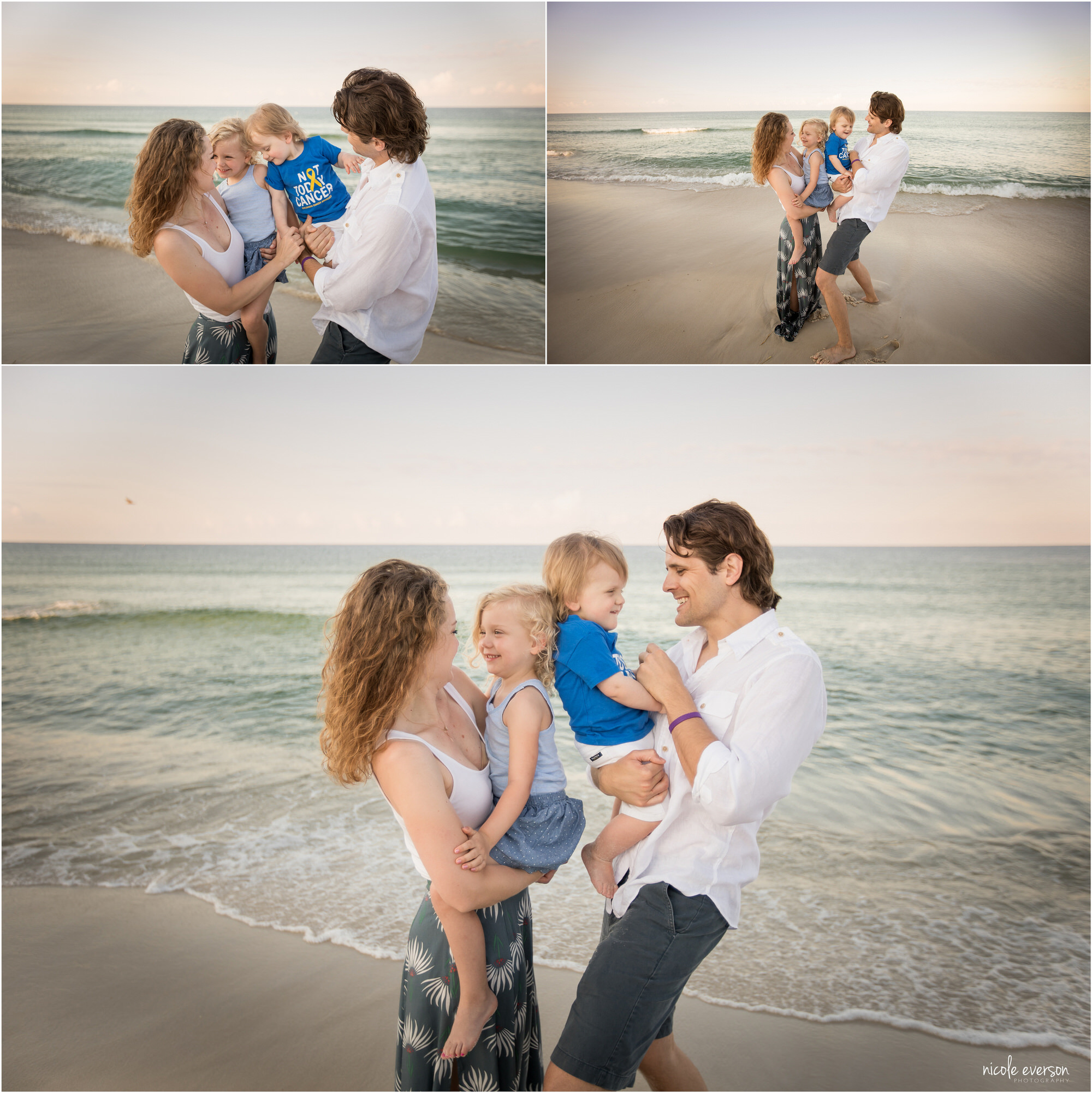 family photos in Rosemary beach FL