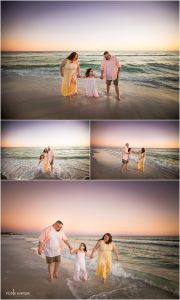 family beach photographer